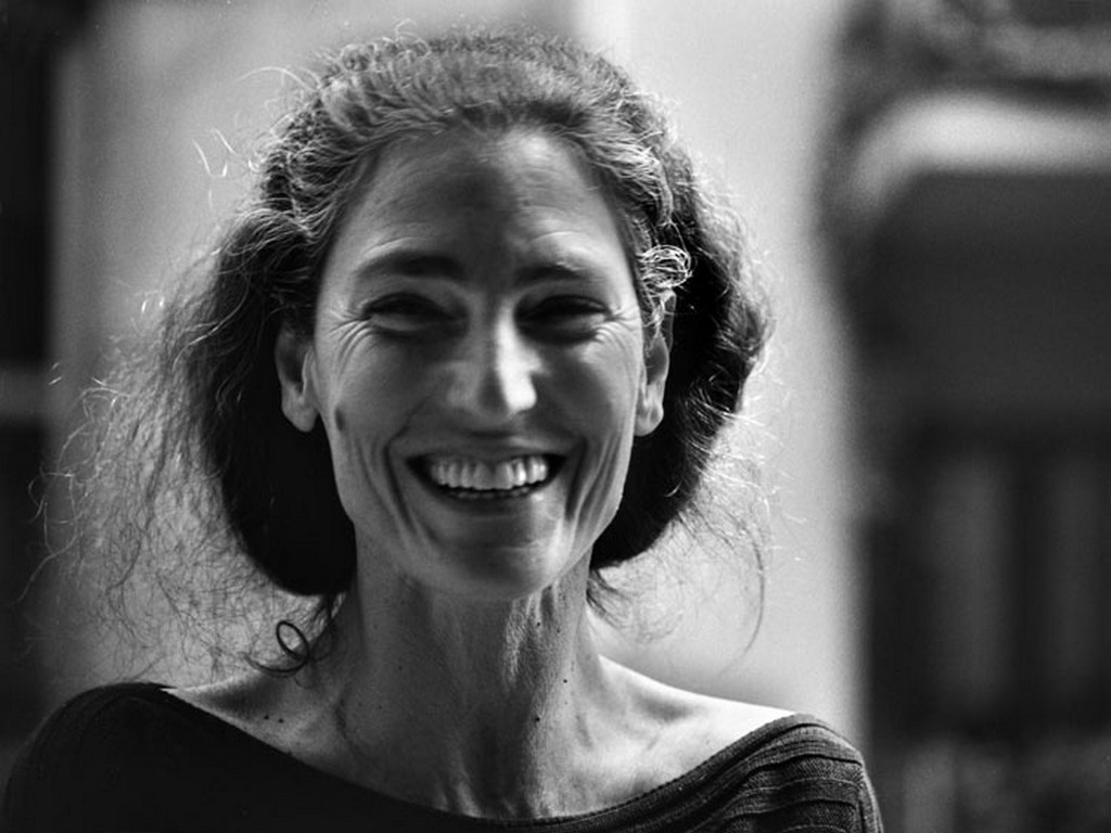 benedetta barzini and the beauty of passing time