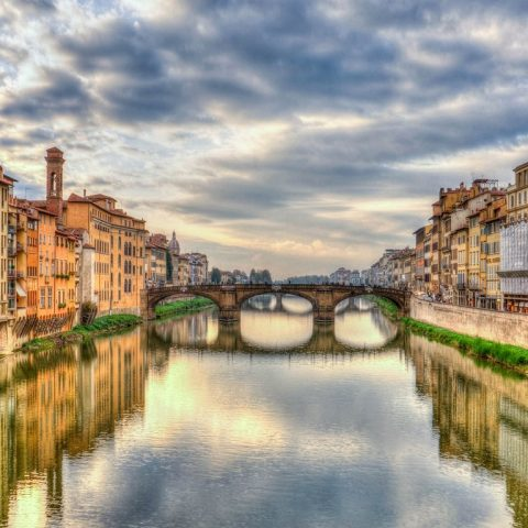 Florence and the left Arno riverbank: the rising of craftsmanship