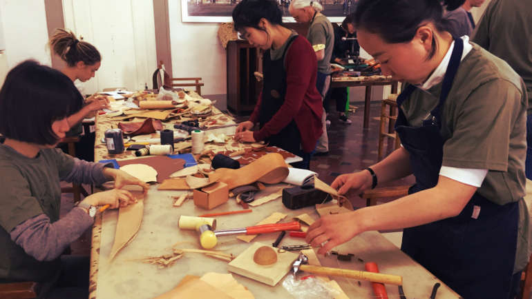 craft the leather 2016