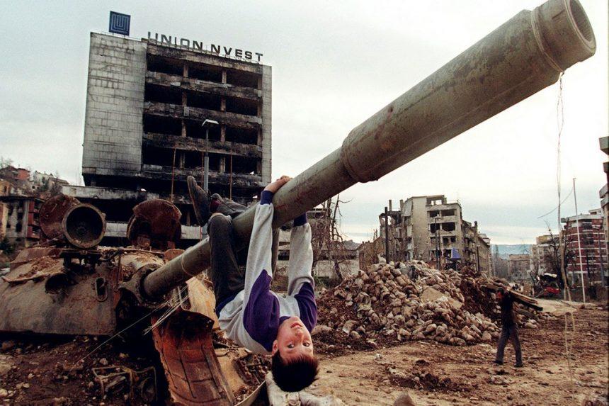 La guerra e i segni sui sopravvissuti