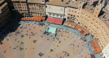historical centre of siena