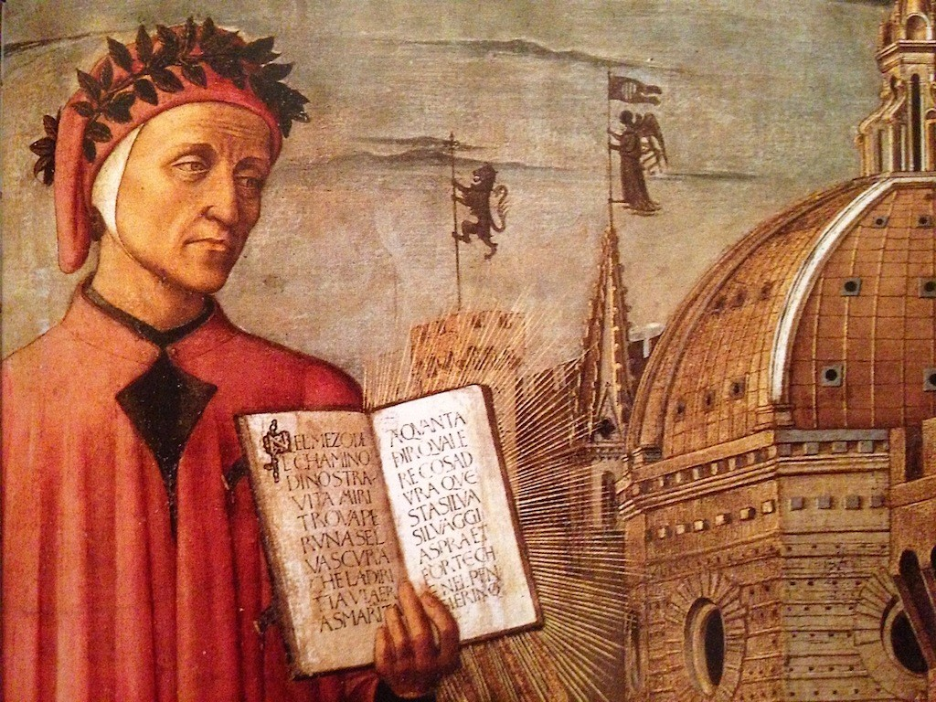 the major themes in the inferno by dante alighieri Read and learn for free about the following article: dante's divine comedy in  late  of life after death—even to the present day—is dante alighieri, the  florentine poet  satan has three mouths, and in each of his mouths he was  breaking a.