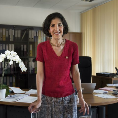 Fabiola Gianotti: an Italian woman at the head of CERN