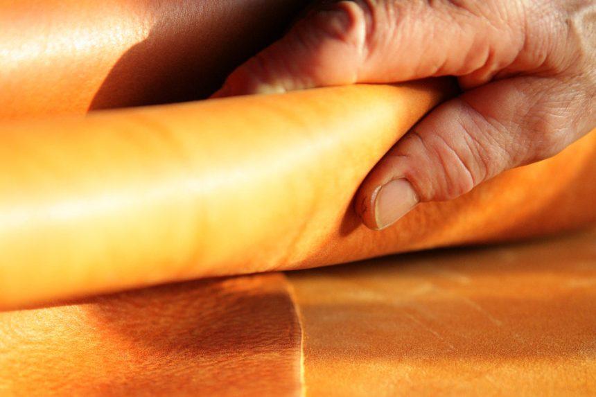 Uso del marchio Pelle Conciata al Vegetale in Toscana