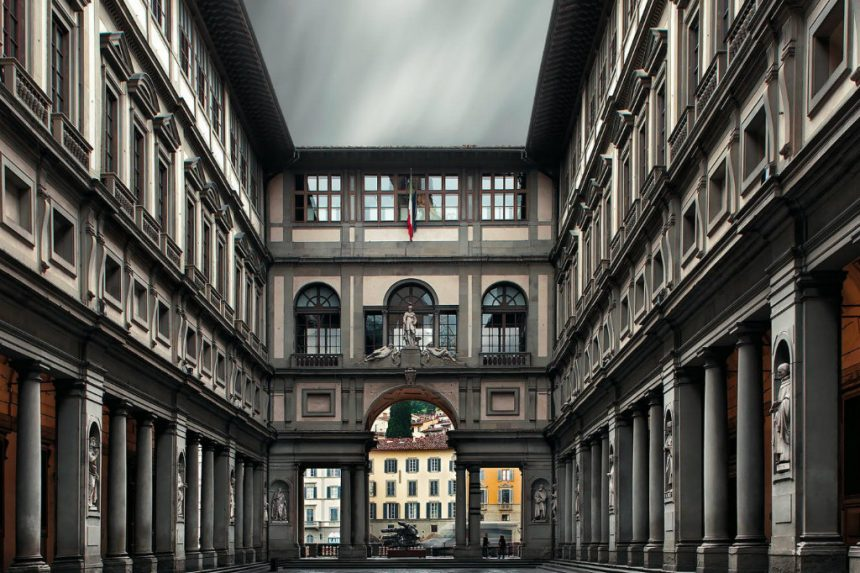 Uffizi Gallery and its hidden anecdotes