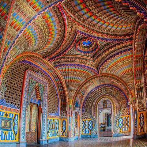 Sammezzano Castle: a gem to be saved