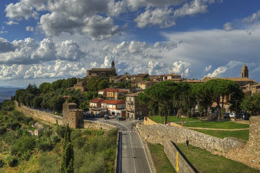 Montalcino: land of wine, art and culture