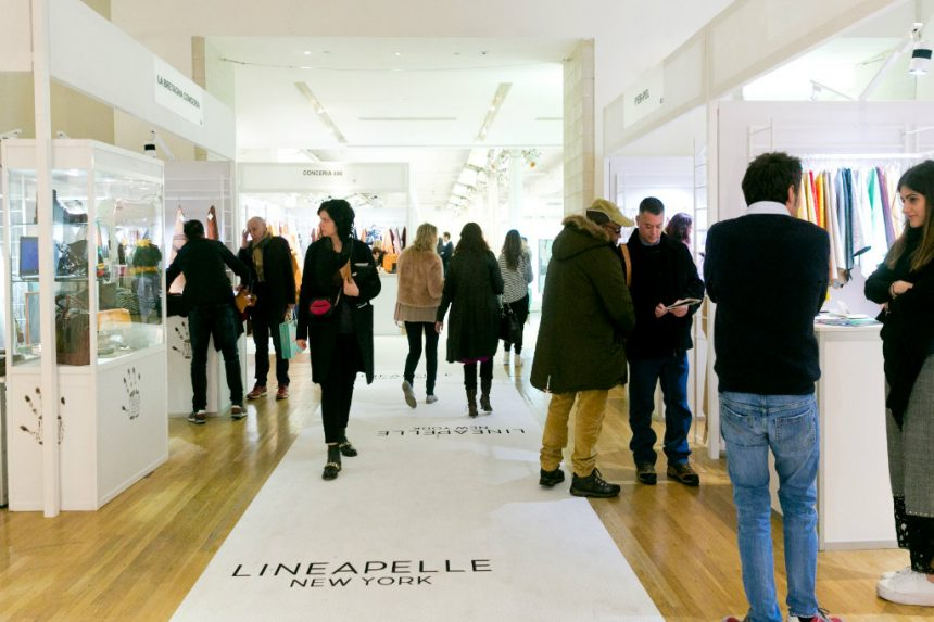 Coming soon: Lineapelle New York 18th July 2018