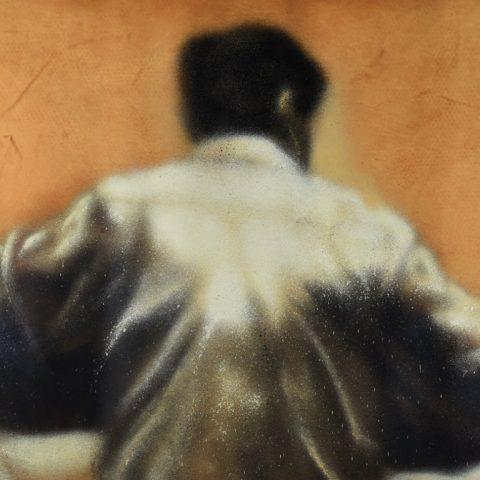 """""""Corium"""": la mostra di Samuel Rosi, in arte MUZ"""