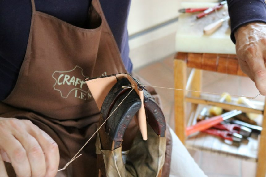Craft The Leather: il seme, l'albero, il frutto