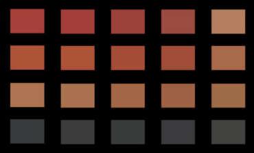 il colore nel tempo