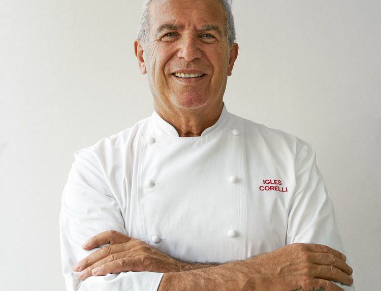 A casaconcia lo chef stellato Igles Corelli