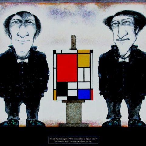Piccole storie di figuranti anonimi: la mostra di Valerio Comparini